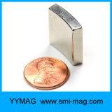 常置モーター磁石アークの整形NdFeBの磁石