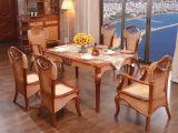 Rattan che pranza la mobilia stabilita del salone della mobilia
