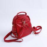 8882. Saco das mulheres das bolsas do couro da bolsa da forma das bolsas do desenhador da bolsa das senhoras de couro da trouxa