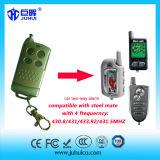 Transmissor remoto universal do sistema de alarme de Steelmate com 4 teclas