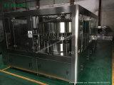 Máquina de engarrafamento de água mineral aromatizada com espuma / Máquina de enchimento 3-em-1 Monobloc
