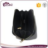 Marca Menudo Carteira feminina / Senhoras, Carteira Zipper Wallet PU Leather