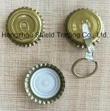 Casquillo fácil de la cerveza del extremo abierto de Eoe de la hojalata