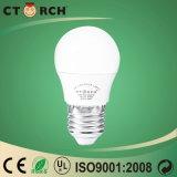 LEIDENE van het Lumen van het Aluminium van Ctorch de Hoge 3W Lamp SMD van de Bol met Ce RoHS