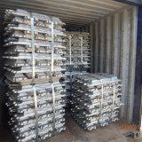 Le GV a certifié le lingot 99.995% de zinc de Lme Shg du fournisseur de la Chine
