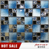 Alta calidad del patrón de acero inoxidable mosaico, mosaico de la pared interior