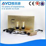 Preço barato H7 H3 H1 9005 luz do diodo emissor de luz do CREE 9006 H11 auto com ventilador