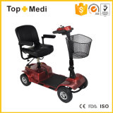Cer-ISO heißer Verkaufs-drehbarer Sitzbehinderter Mobilitäts-Diplomroller mit Seiten-Controller