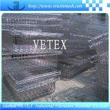 A cesta do engranzamento do aço inoxidável nenhuma oxidação protege ambiental