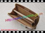 Повелительница Бумажник застежки -молнии конструкции с фабрикой Гуанчжоу заклепок
