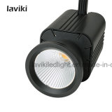 24W intelligentes PFEILER LED Spur-Licht mit CCT der ändernden Verdunkelung