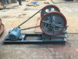 Trituradora de la roca del motor de CA, precio de la trituradora de quijada de la piedra caliza