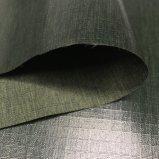 ткань PU Coated Оксфорд жаккарда катиона решетки 250d*300d для багажей/мешков