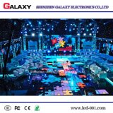 Pantalla de visualización de la alta dureza P6.25/P8.928 LED Dance Floor/el panel impermeables
