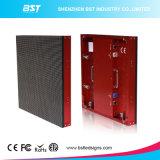 실내 큰 풀 컬러 P6 실내 임대료 발광 다이오드 표시, LED 영상 벽 임대 넓은 보기 각