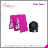 Зеркало 360 градусов вспомогательного оборудования 4 порошка волокна здания волос расширенное панелью складное