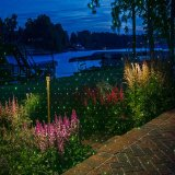 Patrón centelleantes estrellas Jardín de luz láser para el Proyecto Árboles láser al aire libre luz de la Navidad
