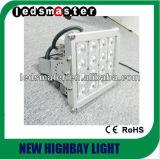 luz de inundación de 100W LED para el ahorro de la energía cuadrado