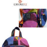 China-Fabrik Chubont neue Form tauschen Dame-Rucksack aus