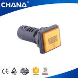 세륨 승인되는 전압 전시 AC50V-380V 소형 디지털 표시기