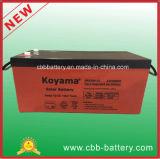 熱い販売12V250ahの鉛酸蓄電池Nps250-12の太陽エネルギー電池