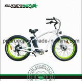 Samsungのリチウム電池が付いている金融業者の電気自転車