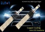 2PCS LEDのトラックは9005の9006のH1 H4 H7 H8 H11の置換のヘッドライト6500k LEDの自動車球根をつける