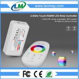 Горячий регулятор прокладки RF RGB СИД сбываний с экраном касания с хорошим качеством