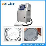 Impressora Inkjet contínua da máquina automática da fixação de datas da expiração (EC-JET1000)