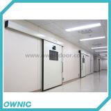 Раздвижная дверь воздуха Qtdm-13 плотно с порошком стальной плиты покрыла