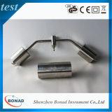 IEC60884-1 probador inoxidable de la presión de la bola de acero de la cláusula 25.2