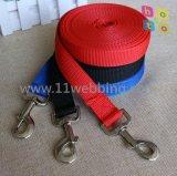 De nylon Leibanden van de Veiligheidsgordel en van het Huisdier van de Veiligheid van de Auto van de Hond van de Singelband