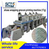Máquina de alta velocidad del ordenador de control de la máquina de impresión en huecograbado de calidad de impresión de huecograbado Precio