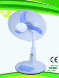16 pouces de DC12V de Tableau de stand de ventilateur solaire de ventilateur