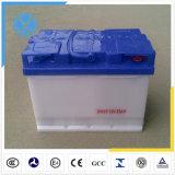 中国の自動トラックのカー・バッテリー(12V 60ah)