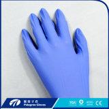 Wegwerfnitril-Prüfung-Handschuh-medizinischer Handschuh