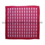 Bandana multifonctionnel de sports en plein air de tissu de coton de mouchoir