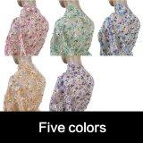 다른 색깔 아프리카 자수 레이스 직물