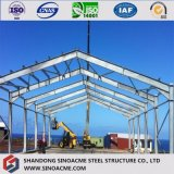 Garagem pre Certificated ISO elevada/armazenamento/armazém de Enigneered da classe