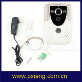 De recentste Draagbare VideoKlok van de Deur WiFi os-Wd1 met de Controle van de Intercom en van de Camera door Smartphone (Androïde steun en IOS apparaten)