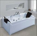 BALNEARIO de clase superior de lujo de la bañera del masaje para el hotel (AT-8833)