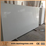 White Star Quartz Stone, White Glass Artificial Quartz Stone Tabletop