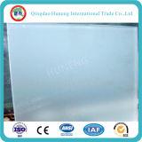 vidro ácido do espaço livre de 3-8mm para o banheiro e Deocrative Using