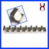 Aimant de moteur de forme/moteur spéciaux L magnétique aimant de forme