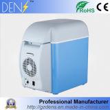 Réfrigérateur portatif de course de réfrigérateur de véhicule de réchauffeur de congélateur de refroidisseur de 12V 7.5L