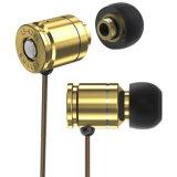 Inline-Mikrofon-Stereobaß-Sport-Kopfhörer für Arbeitsweg-laufende Männer