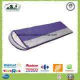 Capuchon en polyester mixte envelopper le sac de couchage