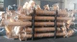 транспортер винта 323mm Sicoma гибкий для конкретного дозируя завода
