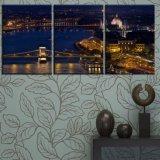 Het in het groot Met de hand gemaakte Decoratieve Beroemde Olieverfschilderij van het Canvas