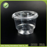 [يوغرت] مستهلكة فنجان بلاستيكيّة بالجملة مع أغطية